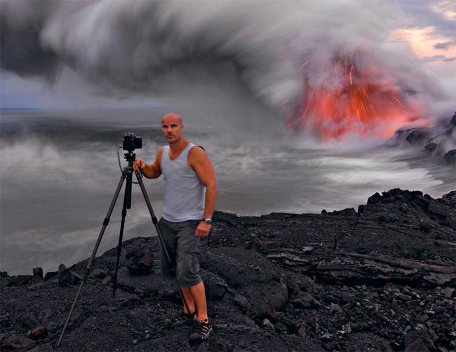 Интервью с фотографом Питером Ликом