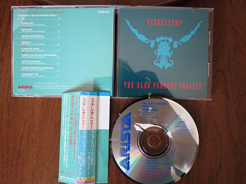 ФИРМЕННЫЕ CD.  The Alan Parsons Project