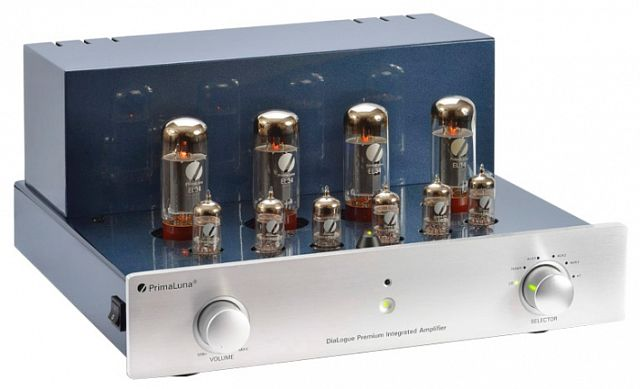 Интегральный усилитель PrimaLuna DiaLogue Premium Integrated Amplifier