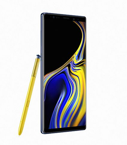 Представлен Samsung Galaxy Note9