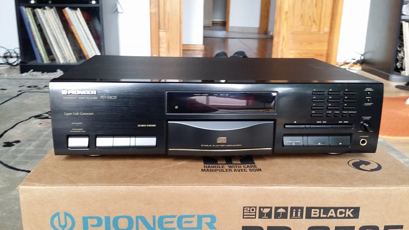 Pioneer PD-S503