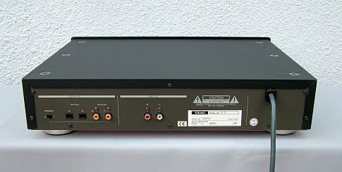 Teac D-T1, DAC (ЦАП). Made in Japan