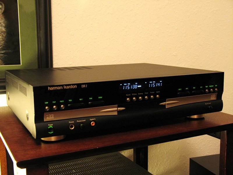 HARMAN KARDON CDR 30
