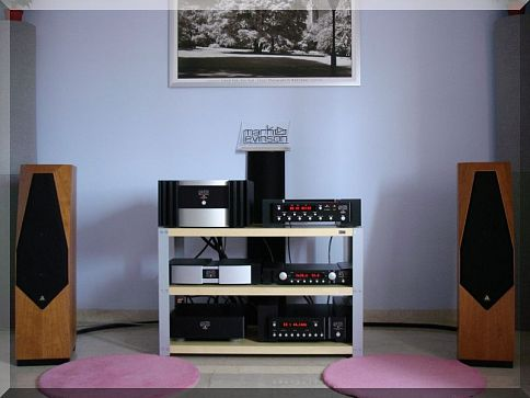 McIntosh, Mark Levinson, CEC, WADIA, Accuphase, dCS, Esoteric и т.п.