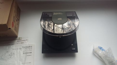 Technics RP-CL300 auto compact disc cleaner