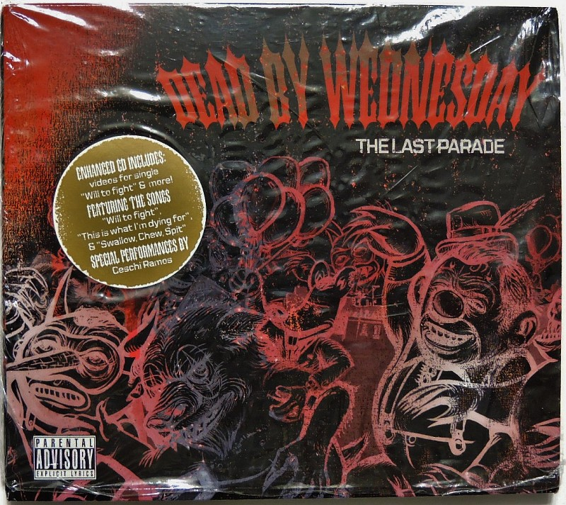 DEAD BY WEDNESDAY - The Last Parade / Digipak