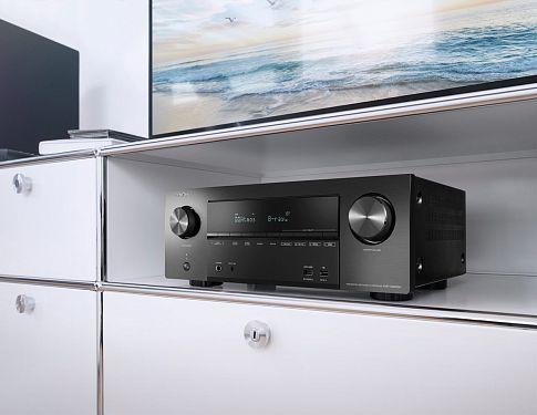 Новые AV-ресиверы Denon AVR-X1600H и AVR-X2600H