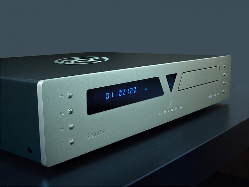 North Star Design Sapphire Integrated SACD-Player