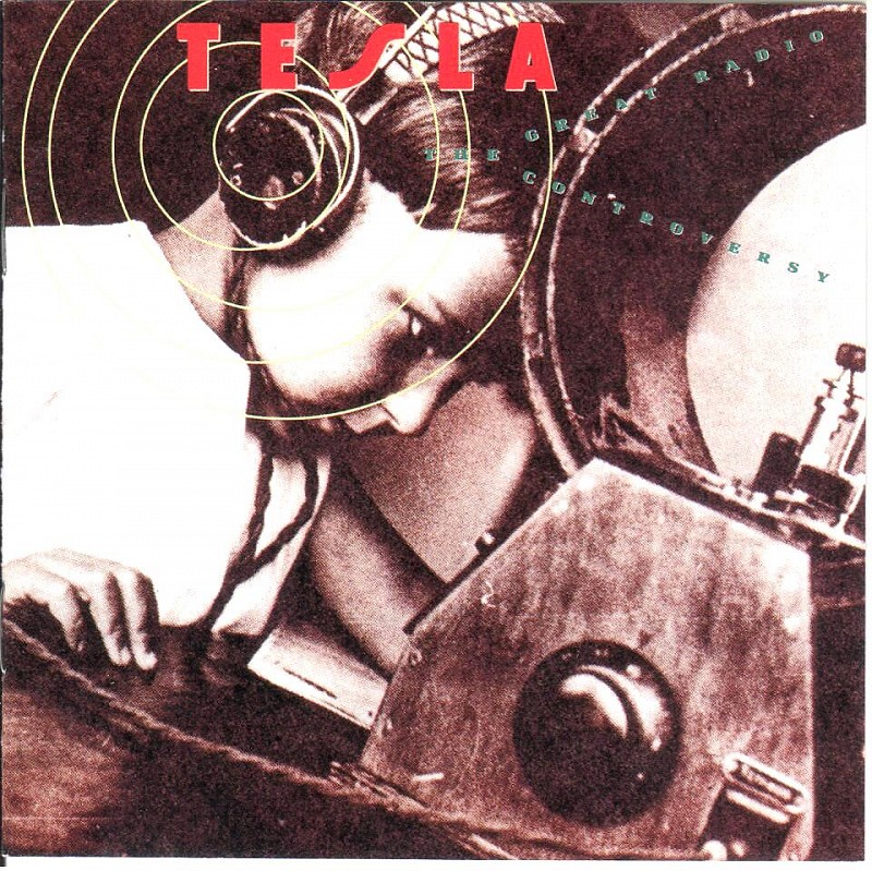 cd tesla-the great radio controversy