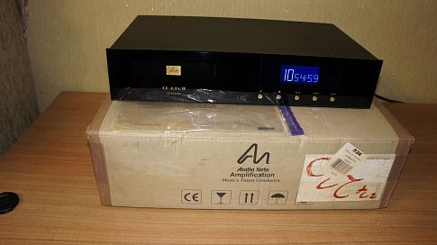 cd player AUDIO NOTE CD 2.1x/ll