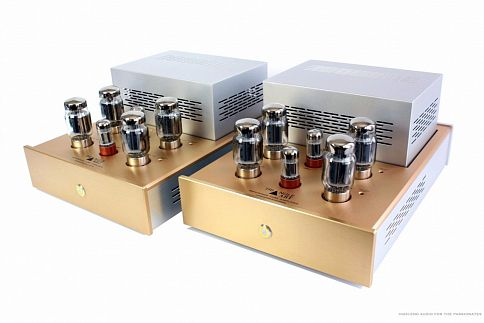 TrangleArt Reference Tube Amplifier - чистый класс А