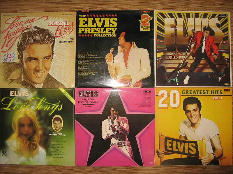 LP    Elvis Presley
