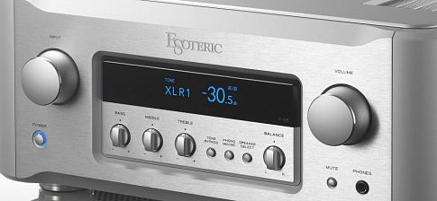 Esoteric K-01Xs,Esoteric F-03А