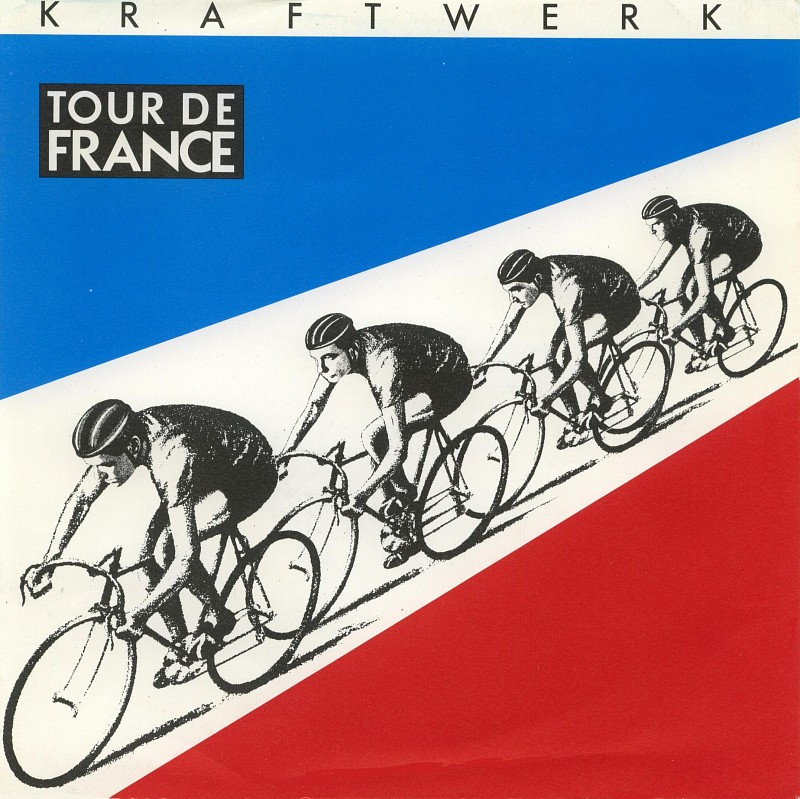 CD Kraftwerk Tour De France 2003