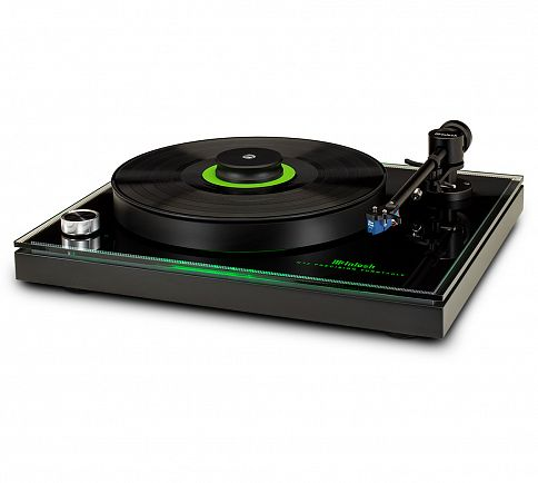 McIntosh MT2 Precision Turntable - вертушка на века!