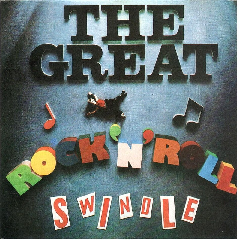 cd Sex Pistols  ‎– The Great Rock 'N' Roll Swindle