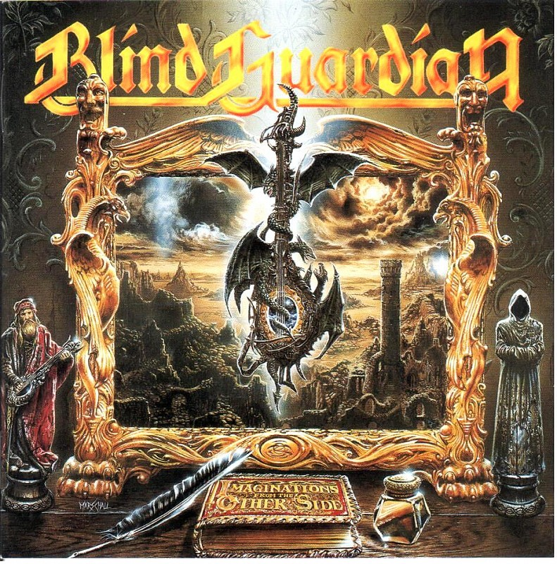 Cd Blind Guardian Imaginations From The Other
