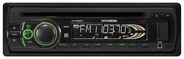 hyundai h-cmd4027подключение 4 канального усилителя