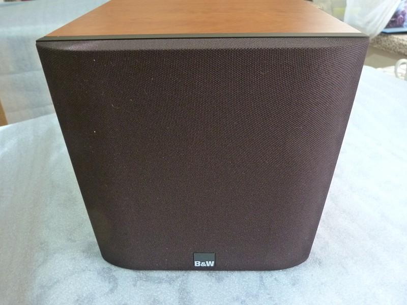 b w asw 608 hi. Black Bedroom Furniture Sets. Home Design Ideas