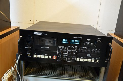 CD\Кассетная дека\Микшер\Эквалайзер Marantz SUPERSCOPE PAC-750N, XLR