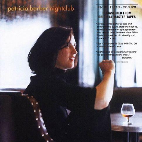 ЭкÑклÑзивное издание Patricia Barber Â«Nightclub» на виниле