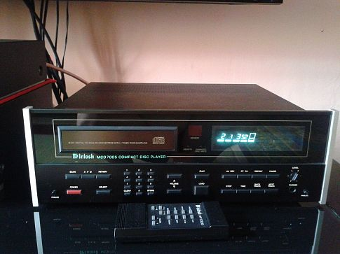CD Player McIntosh7005