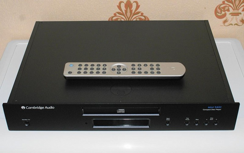 CD Cambridge Audio 540C