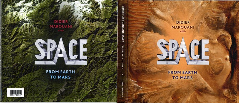 CD SPACE / FROM EARTH TO MARS / 2CD/ 2011/ RUSSIA | Диски ...