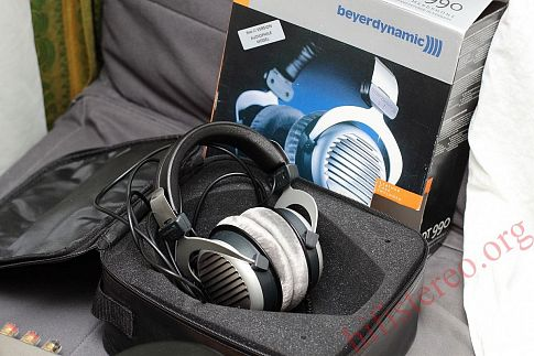 Наушники Beyerdynamic DT990 600 Ohm