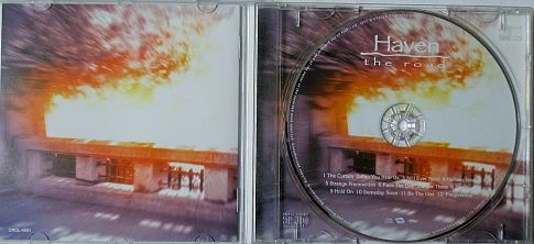 HAVEN - The Road / Japan CD
