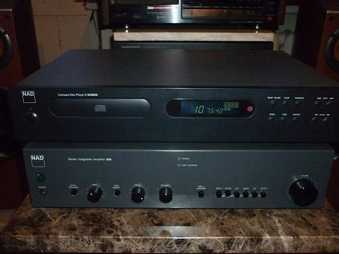 CD-плейер NAD C525BEE
