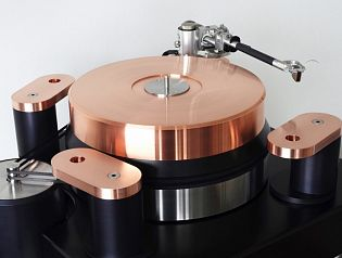 """Граммофон"" Hartvig Audio TT Evolution Gramophone"