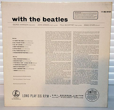 dating beatles vinyl 1-16 of 373 results for beatles vinyl singles showing most relevant results see all results for beatles vinyl singles ticket to ride / yes it is / yellow submarine / eleanor rigby / hey jude / revolution / something / come together nov 22, 2011 | limited edition by the beatles.