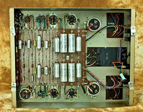 Стерео ламповый усилитель Leak 50 + предусилитель