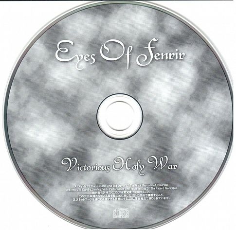 cd Eyes Of Fenrir - Victorious Holy War 2009