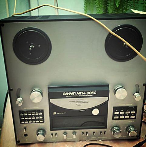 музыка катушечных магнитофонов