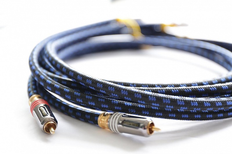 GoldKabel Highline RCA Cable 2.5m