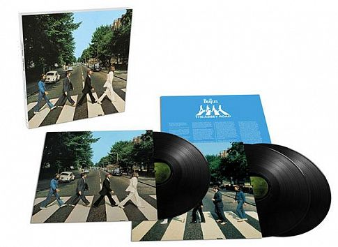 "The Beatles ""Abbey Road 50th Anniversary Special Releases"" выйдет на виниле 27 сентября"