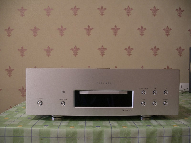 SACD player Esoteric x-03se