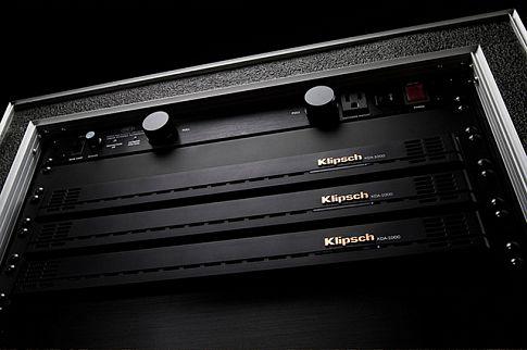 Встраиваемые усилители Klipsch KDA-500 и KDA-1000
