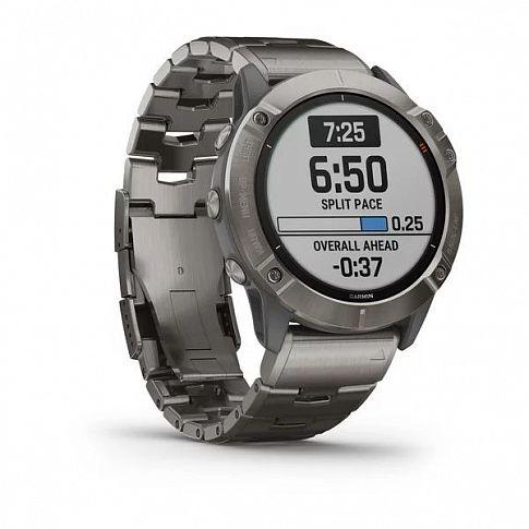 Garmin Fēnix 6X ProSolar – смарт-часы получили приз на CES 2020