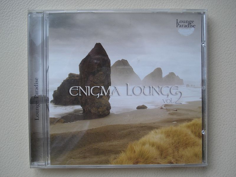 CD Enigma. Lounge Paradise. Vol. 2
