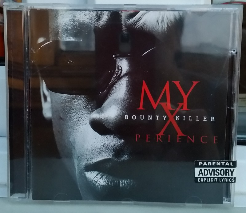 CD - BOUNTY KILLER - MY XPERIENCE