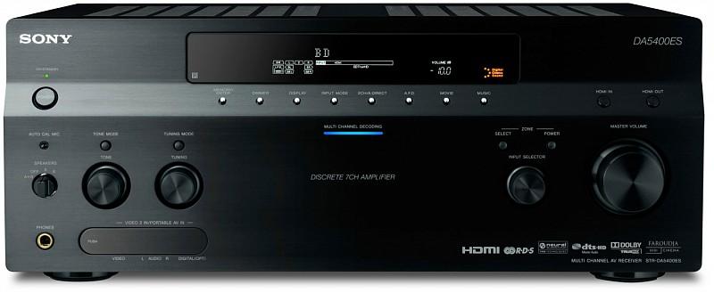 Ресивер Sony STR-DA5400ES