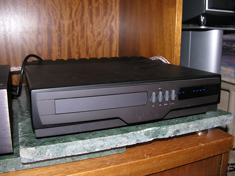 Quad 99 SD-S.  cd player