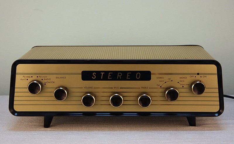 стерео-усилитель MBLE BBO-