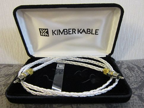 Silver digital KIMBER CABLE TGDL