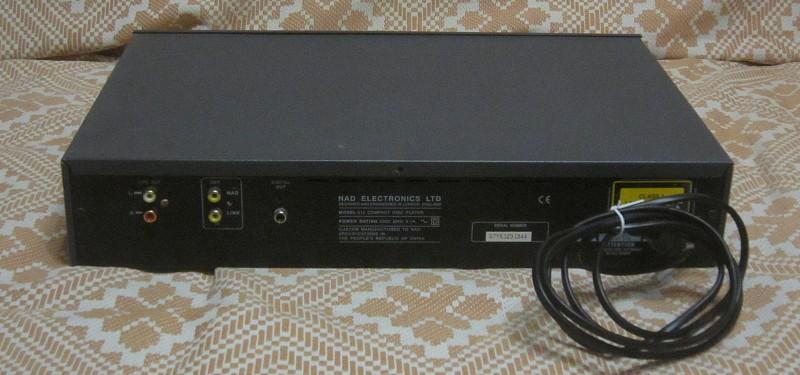 Подробные характеристики dvd-плеера nad t512 - с описанием всех особенностей