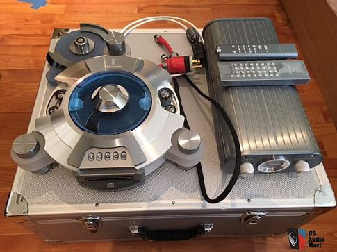 Shanling CD-T300 Vacuum Tube Output CD Player