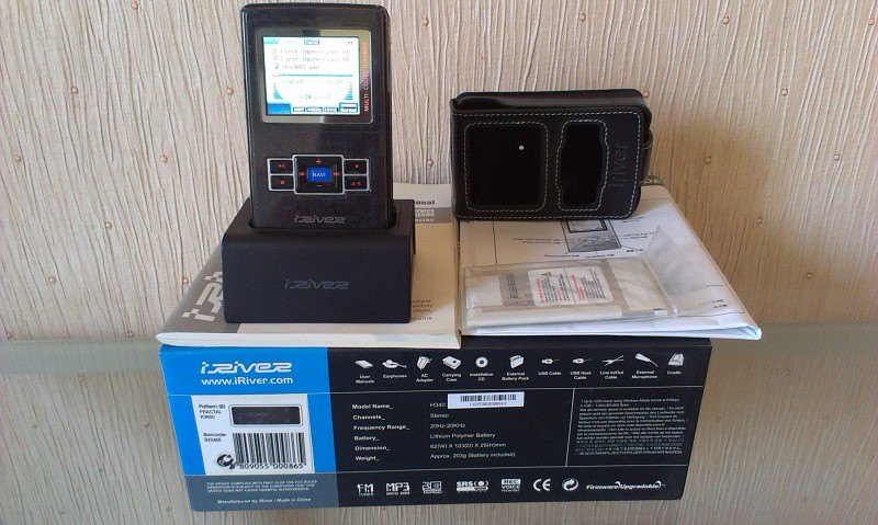iriver h340 цена:
